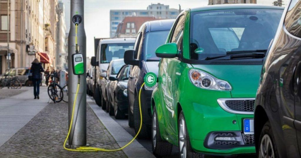 Сервисы для электромобилей