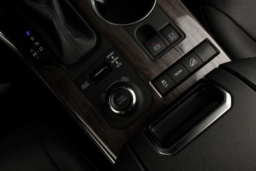 Новый Toyota Highlander, скоро старт продаж.