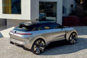 У Renault скоро появятся два электрических кроссовера