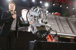 Tesla готовит революцию в сегменте электромобилей