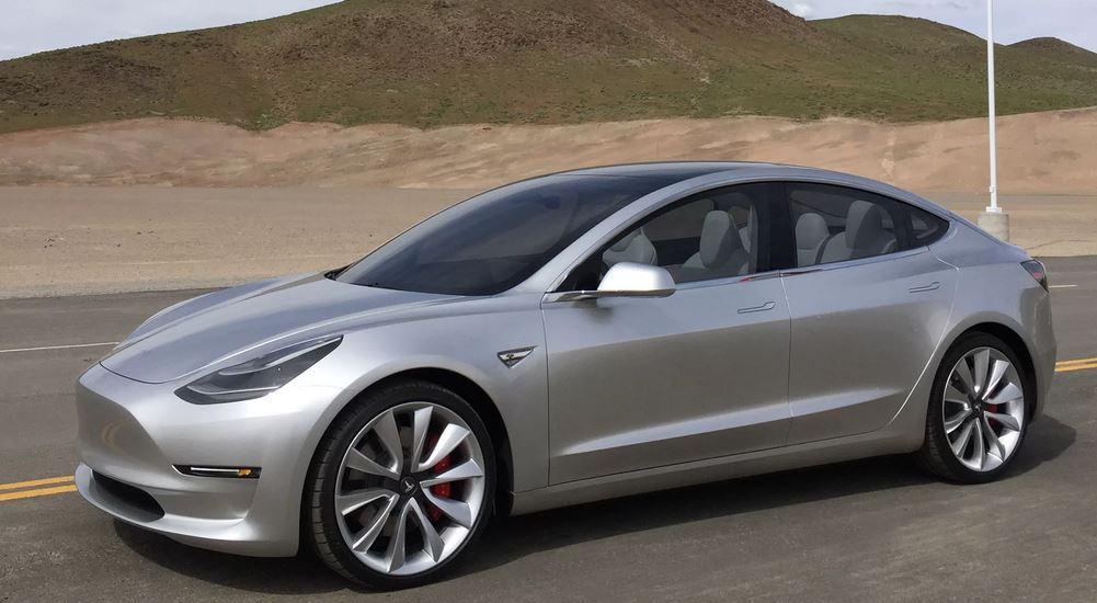 Tesla Model 3. Tesla готовит революцию в сегменте электромобилей