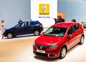 Renault уберет из линейки сразу три модели