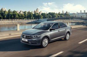 Новый Volkswagen Polo для РФ. Цены и комплектации.