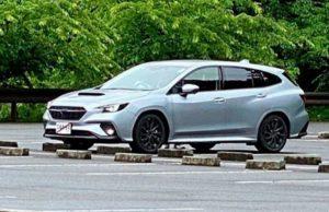 Новый универсал Subaru Levorg
