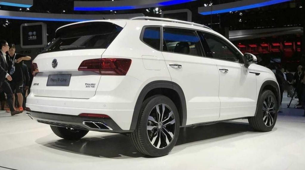 Volkswagen наладит в России выпуск трех моделей. Volkswagen Tarek