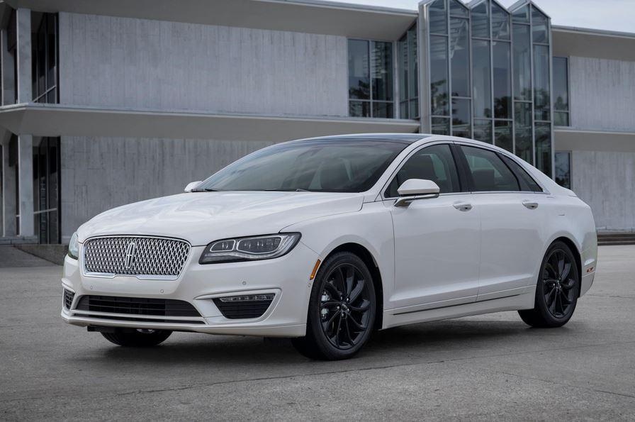 Ford планирует полностью отказаться от легковушек. Lincoln MKZ