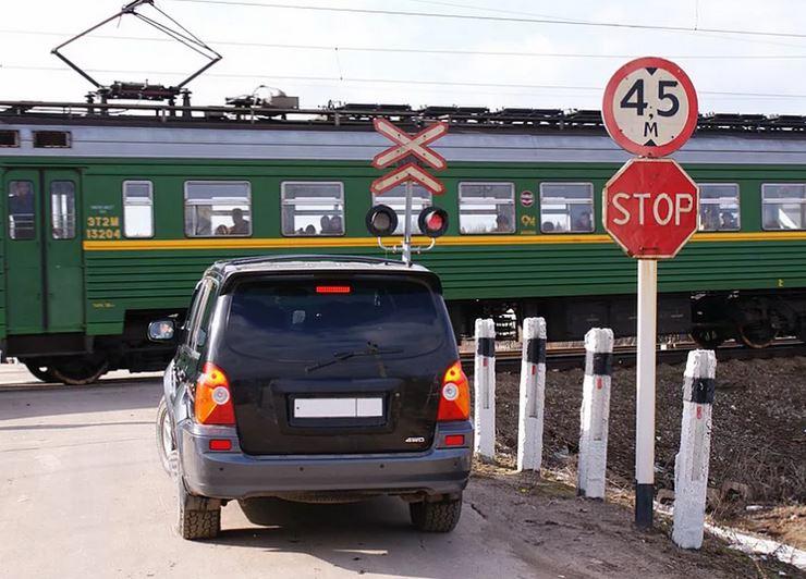 В скором, поднимут размер штрафа за нарушение проезда ж/д переезда. Штраф за ж/д