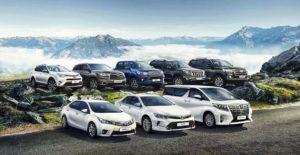 Тойоты Российской сборки поедут в Армению