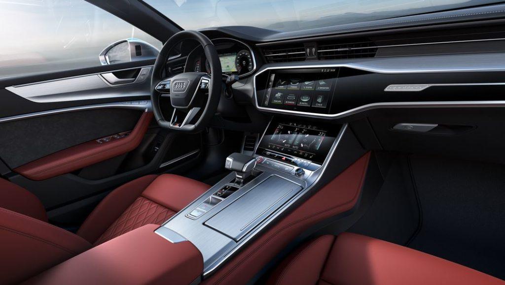 Старт продаж Audi S6 и S7 в России