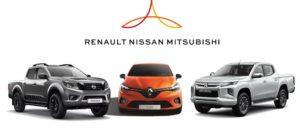 Renault Nissan Mitsubishi будут работать вместе что бы пережить кризис