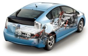 Toyota продала 15-миллионный гибрид