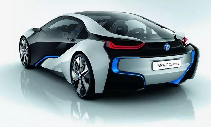 Гибридный спорткар от BMW
