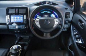 Адаптация электрокара Nissan Leaf к РФ.