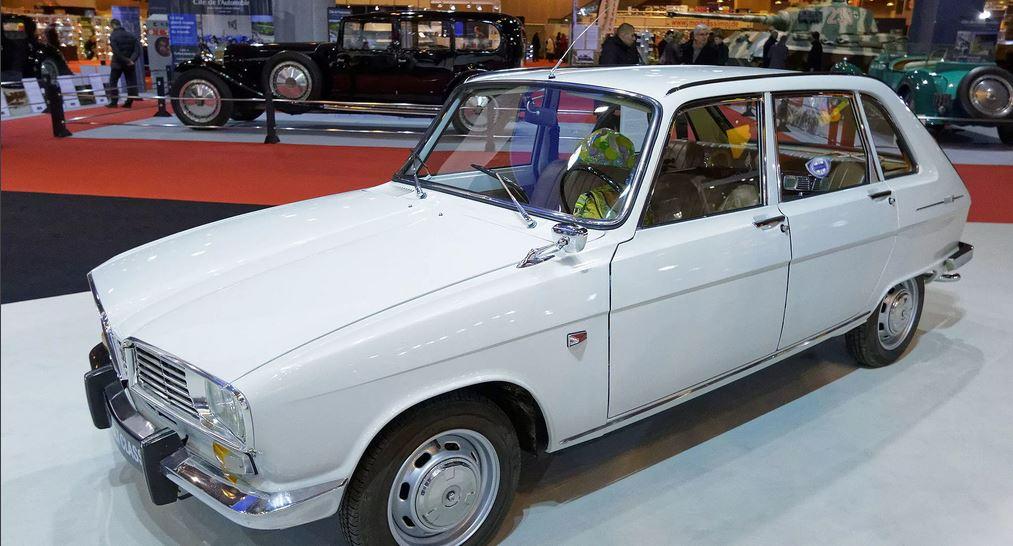Хэтчбек - история и эволюция кузова. . Самый Первый хэтчбек Renault R16.
