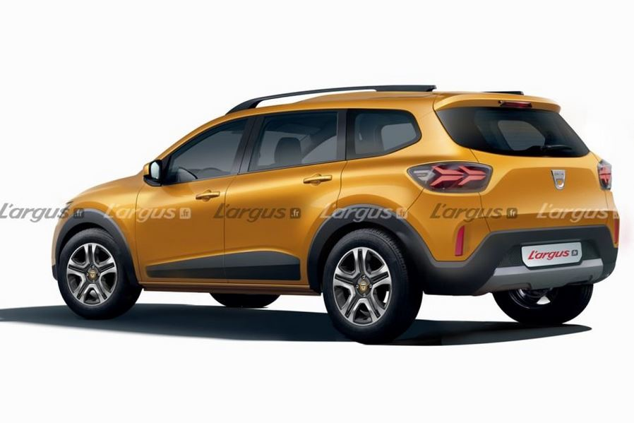 Новый семиместный кросс-универсал от Renault заменит Largus