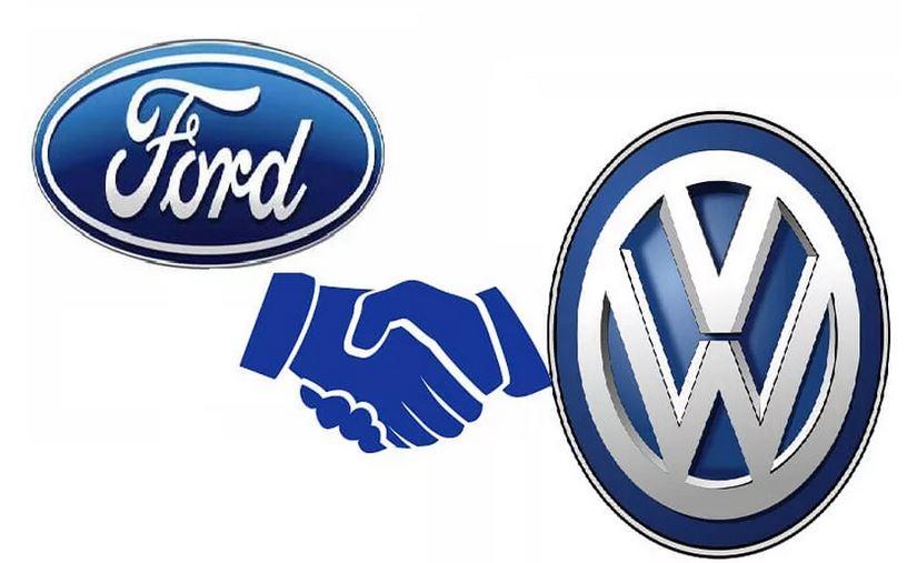 Volkswagen и Ford обьеденились и финансируют искусственный интелект