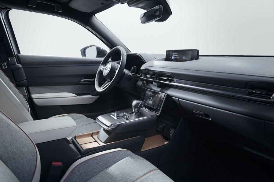 Mazda MX-30. Mazda начала сборку своего электрического кроссовера
