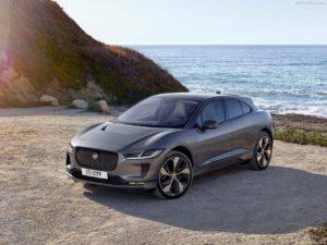 Jaguar I-Pace – подешевел на 300 тысяч