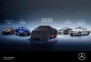 Mercedes-Benz анонсировал обновленные купе и кабриолет E-Class