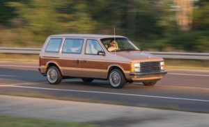 Plymouth Voyager – американская классика минивэна