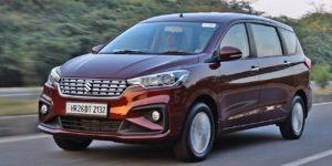 Suzuki Ertiga – недорогой минивэн