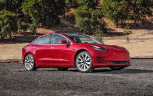 Tesla Model 3 – цена, характеристики.