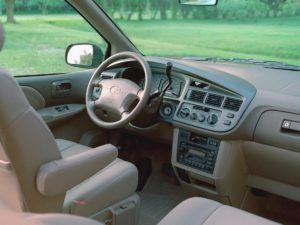 Toyota Sienna – надёжный Японский минивэн