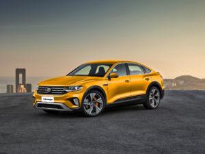 Volkswagen Nivus – новый купеобразный кроссовер