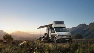Volkswagen California минивэн для путешествий