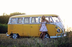 Volkswagen T1 – первый массовый минивэн
