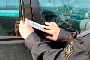 Арестованные авто выставлены на продажу в Уфе