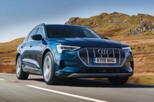 Audi e-tron официально начала продаваться в России