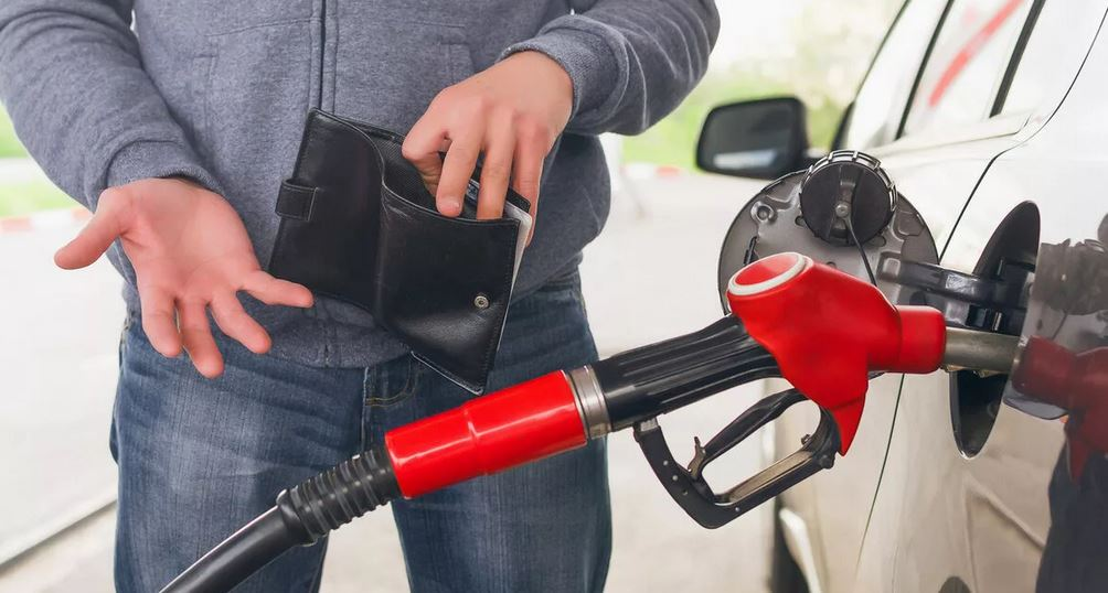 Бензин дорожает. Статистика на начало июня.