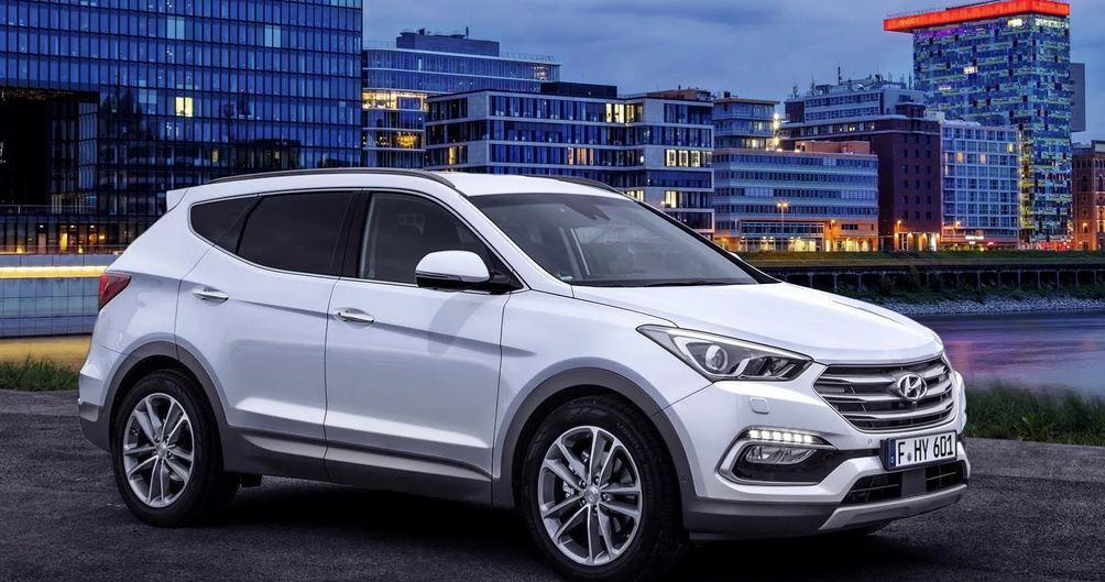 Цена на все модели Hyundai в России вновь возрасла. Hyundai Santa Fe