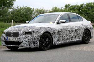 Электрическая версия BMW 3-Series