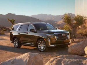 Дизельный Cadillac Escalade получит обозначение 600D
