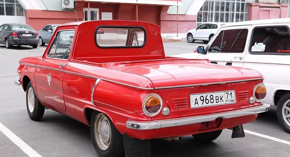 ЗАЗ-968П пикап