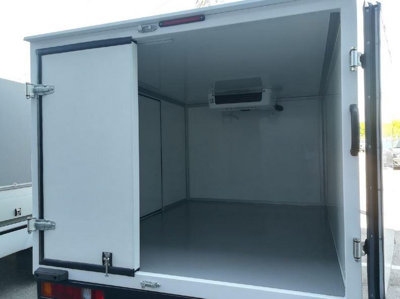 Новый грузовичок на базе Лады Гранты будет длиннее чем ВИС-2349.