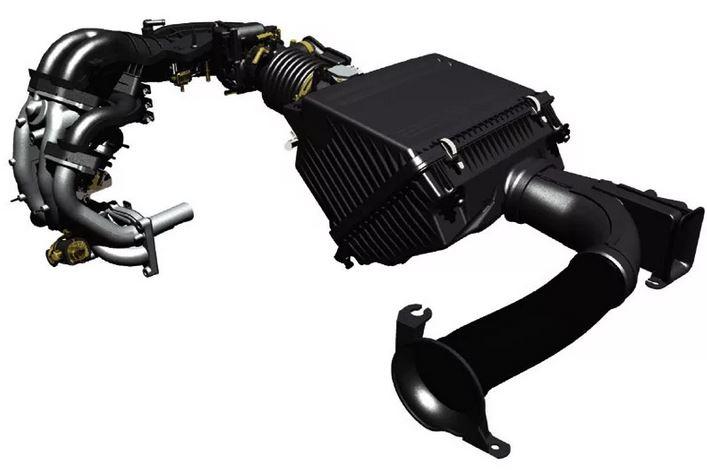 Система впуска инжекторного автомобиля.  Подсос воздуха системы впуска, как обнаружить?