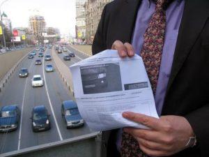 Водителей учатся штрафовать онлайн. Программу введут в конце 2020 года.