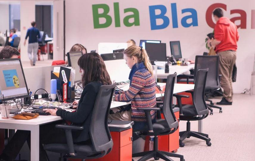 Популярный сервис BlaBlaCar вновь работает!