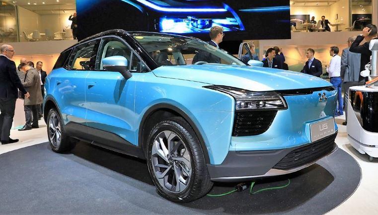 Китайский Aiways U5 скоро изменит мир продажи авто.