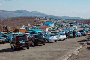 Во Владивостоке хотят запретить регистрировать автомобили