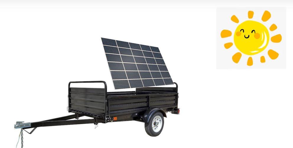 Реально ли Теслу зарядить от солнечной батареи на ходу?
