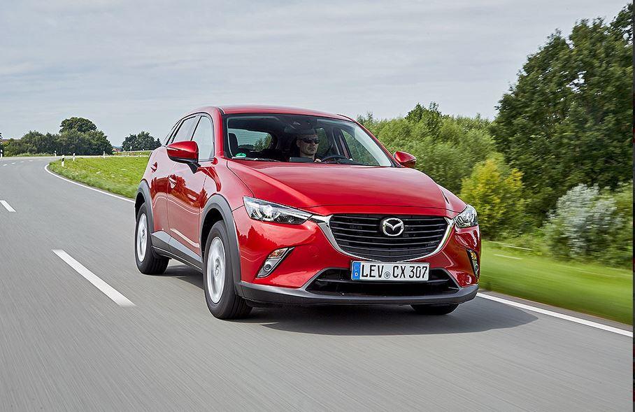 Mazda CX-3 Рейтинг самых надежных кроссоверов и их основные проблемы.