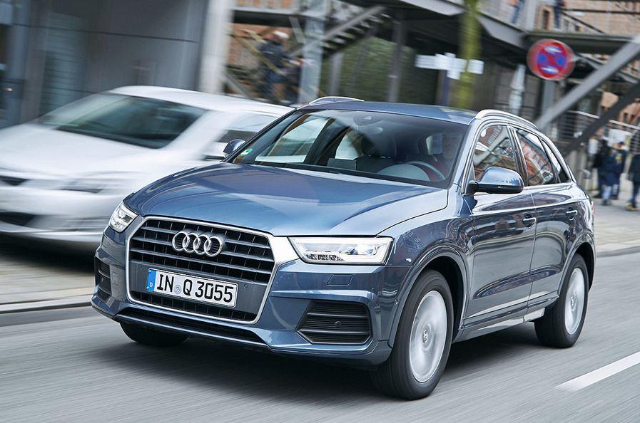Audi Q3 Рейтинг самых надежных кроссоверов и их основные проблемы.