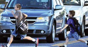 Кроссоверы – самые опасные авто для пешеходов.
