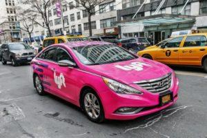 В США к концу десятилетия все такси будут электромобилями