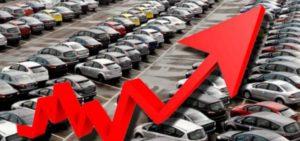 Статистика роста цен на авто за 2020 год