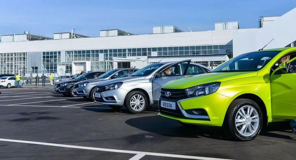 Экспорт Lada полностью прекратился навсегда. Lada не отвечает требуемым нормам.